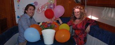 דיל יומי,יום הולדת, שייט רומנטי,הפלגה רומנטית